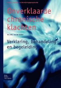 Onverklaarde Chronische Klachten (inbunden)
