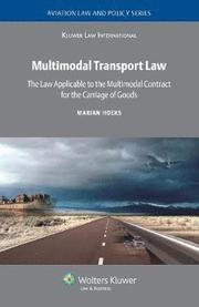 Multimodal Transport Law (inbunden)