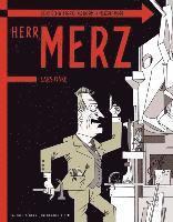 Herr merz / druk 1 (inbunden)