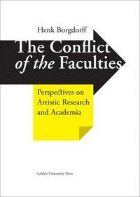 The Conflict of the Faculties (inbunden)
