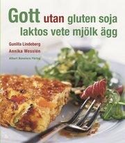 Gott utan gluten soja laktos vete mjölk ägg
