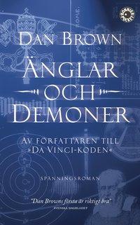 �nglar och demoner (h�ftad)
