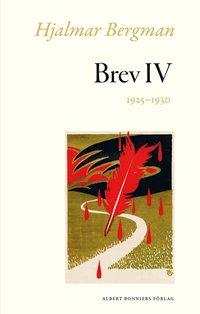 Brev. 4, 1925-1930 (inbunden)