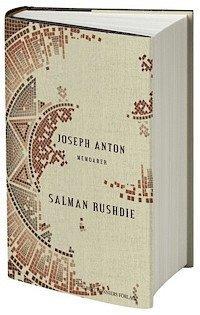 Joseph Anton : memoarer (inbunden)
