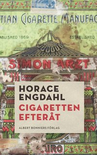 Cigaretten efter�t (e-bok)