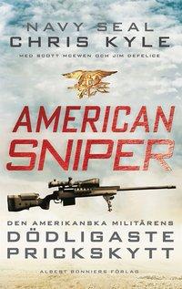 American Sniper (e-bok)