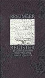 P� spaning efter den tid som flytt : Resum�er och register (e-bok)