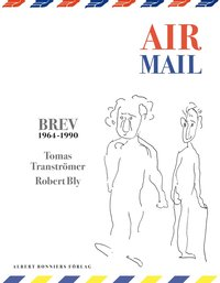 Air Mail: 150 Brev 1964-1990 (inbunden)