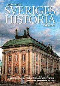 Sveriges historia : 1600-1721 (inbunden)