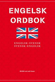 Engelsk ordbok : Engelsk-svensk/Svensk-engelsk