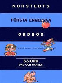 Norstedts f�rsta engelska ordbok :  engelsk-svensk/svensk-engelsk (kartonnage)