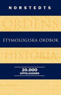 Norstedts etymologiska ordbok (kartonnage)
