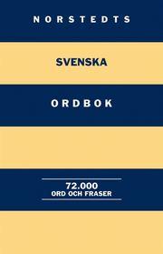 Norstedts svenska ordbok