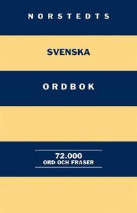 Norstedts svenska ordbok (kartonnage)
