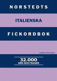 Norstedts italienska fickordbok - Italiensk-svensk/Svensk-italiensk (h�ftad)