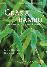 Gr�s & bambu : inspiration, sk�tsel, lexikon (kartonnage)