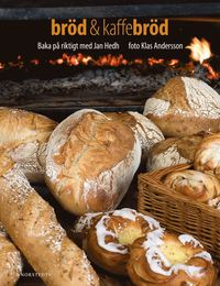 Br�d & kaffebr�d : baka p� riktigt med Jan Hedh (kartonnage)