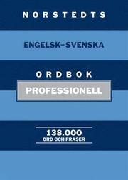 Norstedts engelsk-svenska ordbok – professionell