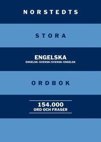 Norstedts stora engelska ordbok : Engelsk-svensk/Svensk-engelsk (kartonnage)