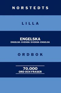 Norstedts lilla engelska ordbok : engelsk-svensk/svensk-engelsk (kartonnage)