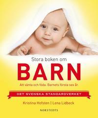 Stora boken om barn : att v�nta och f�da : barnets f�rsta sex �r (h�ftad)