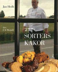 277 sorters kakor (kartonnage)