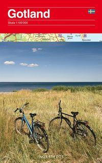Gotland Karta : 1:100000 (h�ftad)