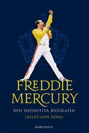 Bokomslag Freddie Mercury : den definitiva biografin (kartonnage)
