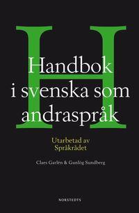 Handbok i svenska som andraspr�k (kartonnage)