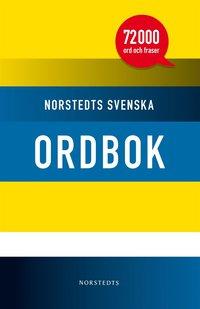 Norstedts svenska ordbok : [72.000 ord och fraser] (kartonnage)