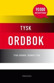 Tysk ordbok : tysk-svensk / svensk-tysk : [90 000 ord och fraser]