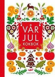 Vår julkokbok (kartonnage)