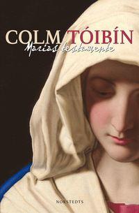 Marias testamente (e-bok)