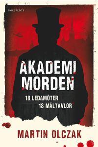 Akademimorden (e-bok)