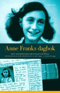 Anne Franks dagbok - Anteckningar fr�n g�mst�llet 12 juni 1942- 1 augusti (h�ftad)