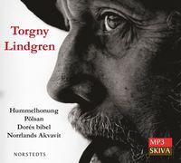 Hummelhonung ; Pölsan ; Dorés Bibel ; Norrlands Akvavit (Samlingsbox Mp3-CD) (ljudbok)