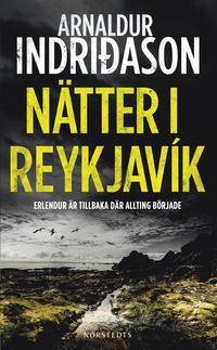 N�tter i Reykjavik (mp3-bok)
