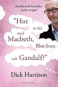 Hur �r det med MacBeth, Blot-Sven och Gandalf? : jourhavande historiker rycker ut igen (inbunden)