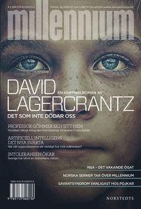 Det som inte d�dar oss - Millennium 4 (ljudbok)