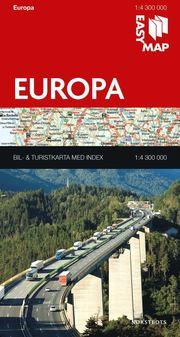 Europa EasyMap : 1:43m