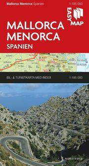 Mallorca EasyMap : 1:185000