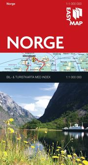 Norge EasyMap : 1:1m