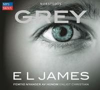 Grey : Femtio nyanser av honom enligt Christian (ljudbok)