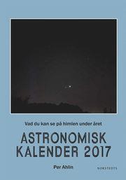 Astronomisk kalender 2017 : Vad du kan se på himlen under året