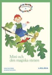Läsgåvan A Mini och den magiska stenen Grön