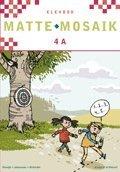 Matte Mosaik 4 Elevbok 4A