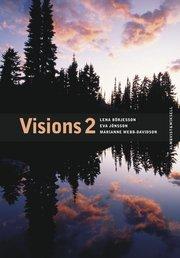 Visions 2 Allt-i-ett-bok inkl. elev-cd och facit