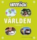 Uppt�ck v�rlden Geografi Grundbok (inbunden)