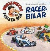 Mulle Mecks f�rsta bok : racerbilar (inbunden)