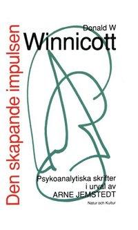 Den skapande impulsen : Psykonalytiska skrifter i urval av Arne Jemstedt (kartonnage)